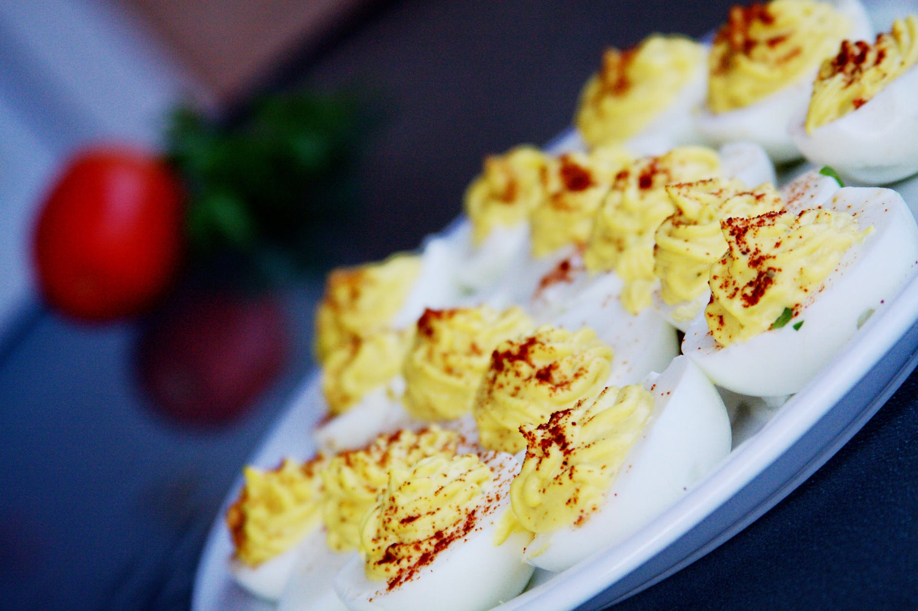 The Incredible, Edible Deviled Egg